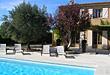 Prestigious vacation rental La Roque sur Pernes